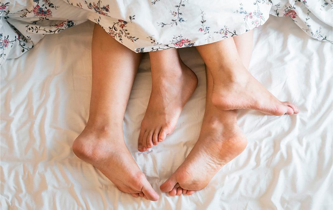Házasélet gyerek után